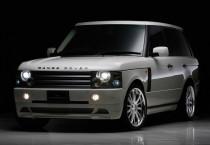 White Range Rover HD - White Range Rover HD