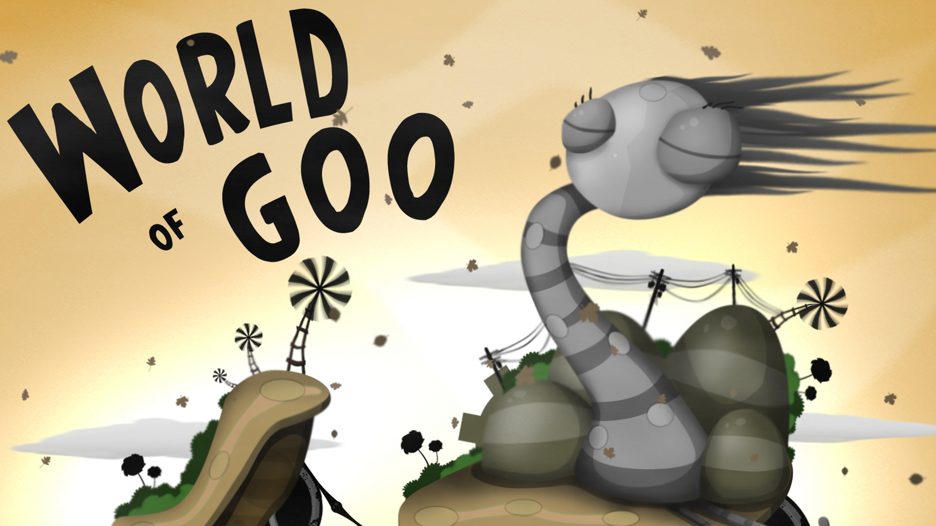 World Of Goo Wallpaper - World Of Goo Wallpaper