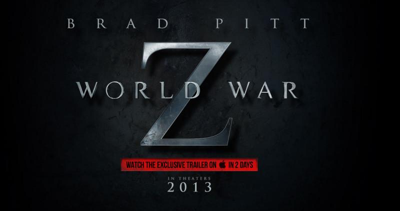 World War Z 2013 HD Wallpaper - World War Z 2013 HD Wallpaper