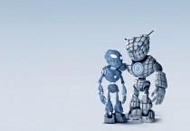 Amigos Robots 3D - Amigos Robots 3D