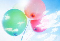 Balloons Desktop Wallpaper - Balloons Desktop Wallpaper