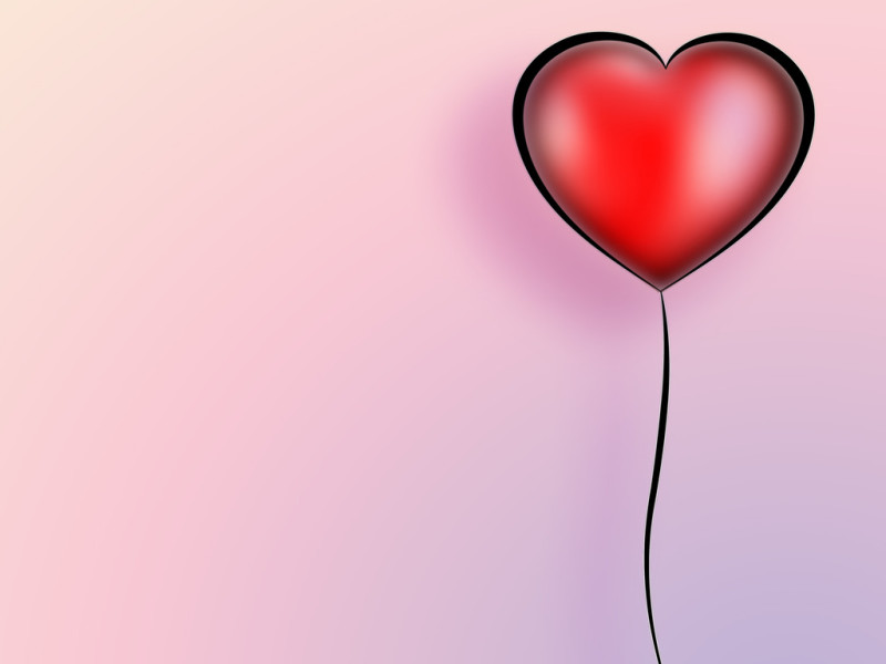Balloons Shaped Of Your Heart - Balloons Shaped Of Your Heart