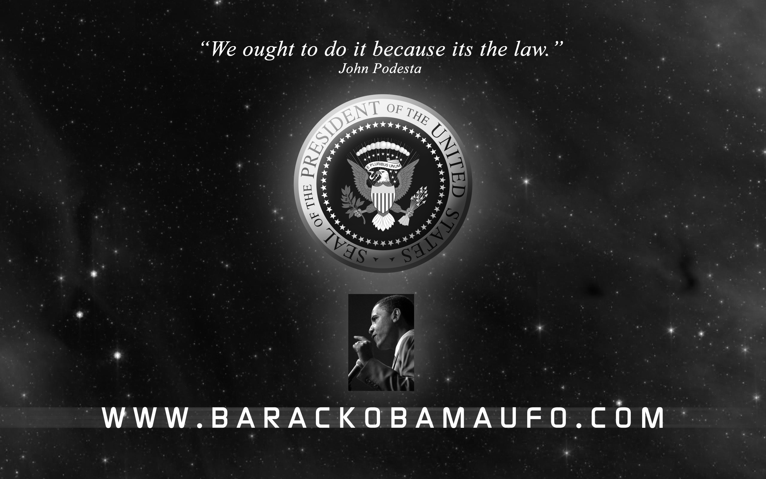 Barackobama Ufo | BACKGROUND for Ufo Black Background  568zmd