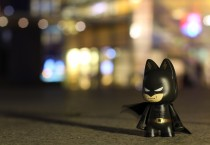 Batman Lego Bulb Effect - Batman Lego Bulb Effect