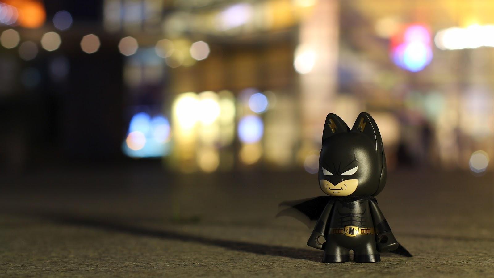 Batman Lego Bulb Effect - Batman Lego Bulb Effect