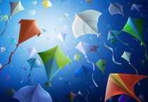 Beautiful Kite Pictures - Beautiful Kite Pictures