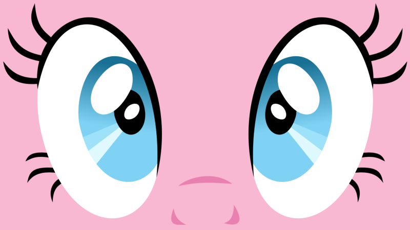 Bright Eyes Pink Wallpaper - Bright Eyes Pink Wallpaper