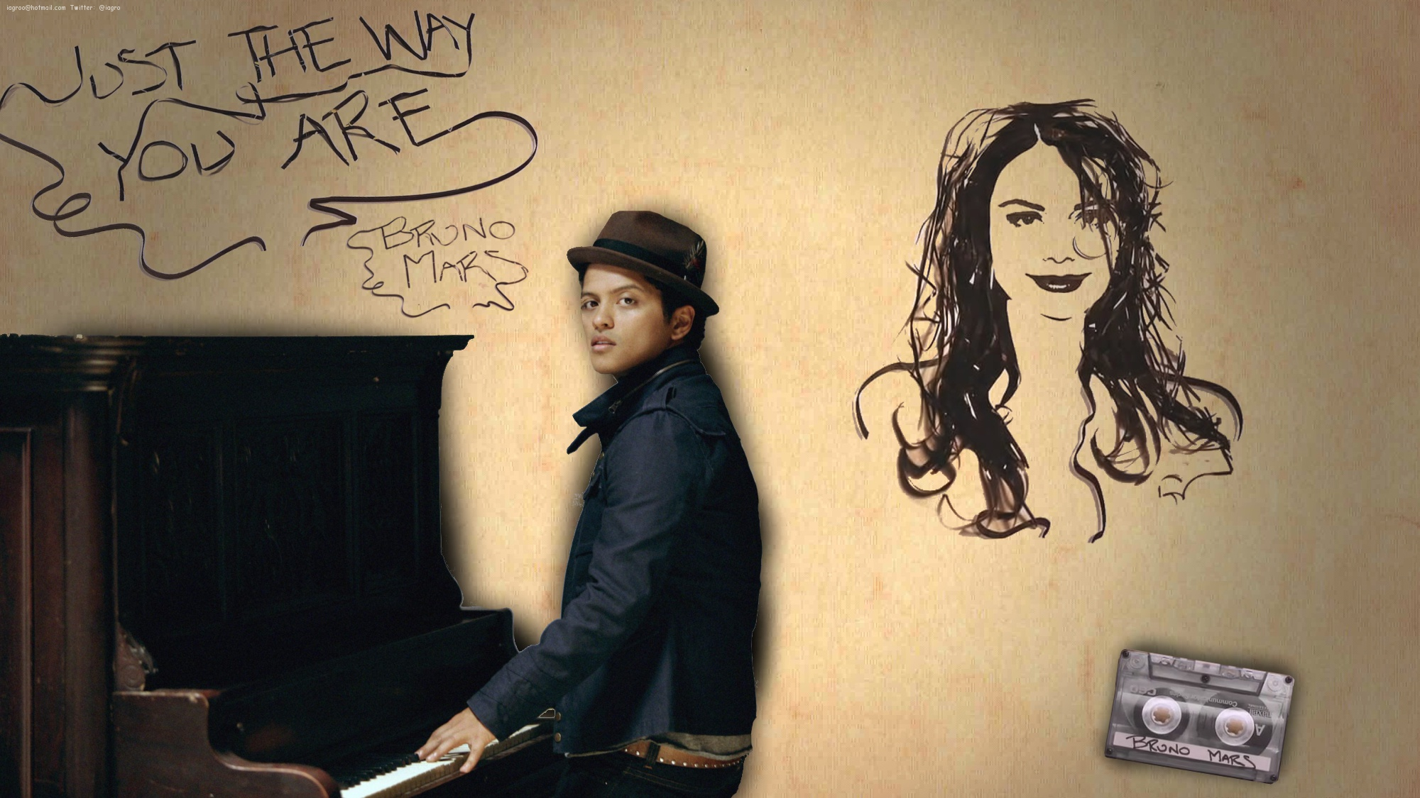 Bruno Mars Just The Way You Are - Bruno Mars Just The Way You Are