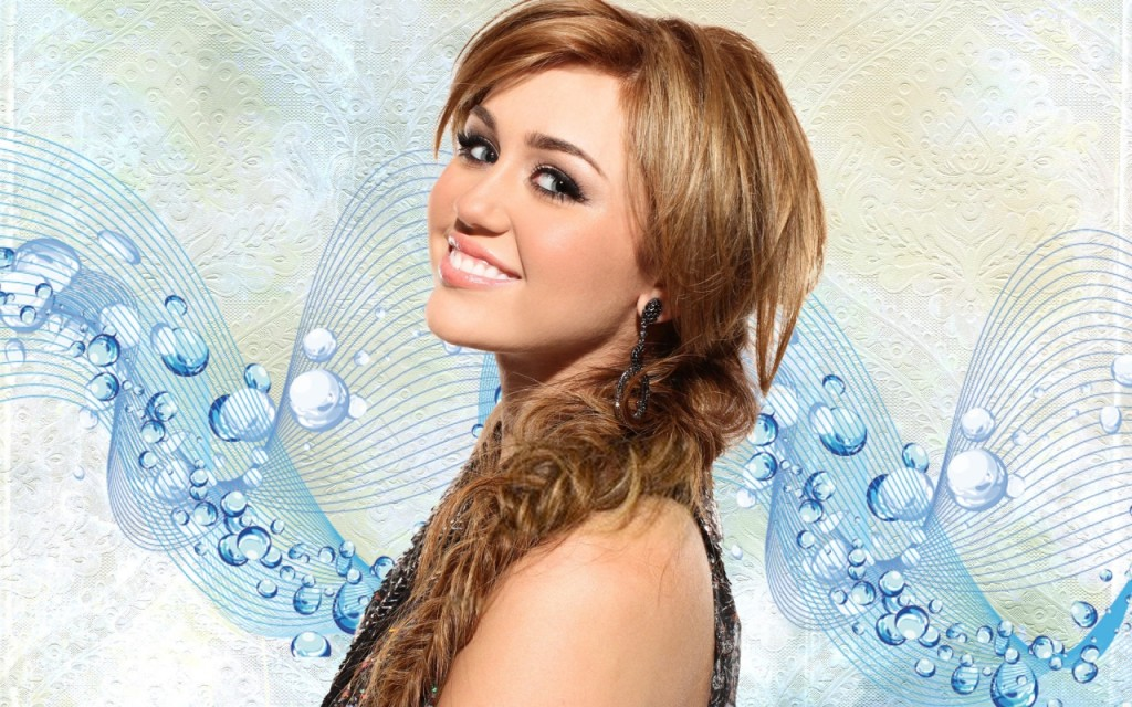 Curly Long Hair Miley Cyrus - Curly Long Hair Miley Cyrus