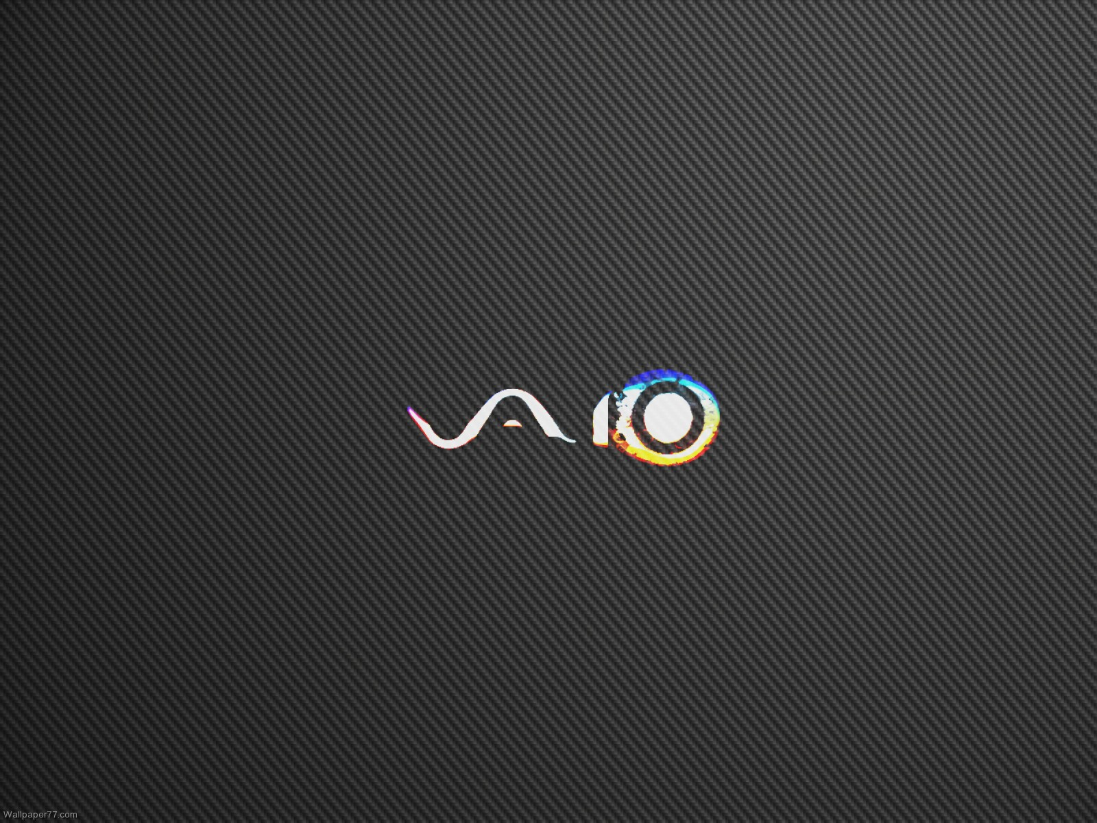 Vaio Wall Paper Black: Dark Sony VAIO Background