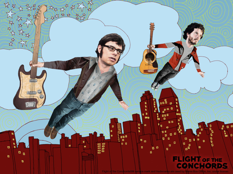 Flight Of The Conchords - Flight Of The Conchords