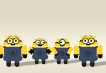 Funny Android Minions - Funny Android Minions