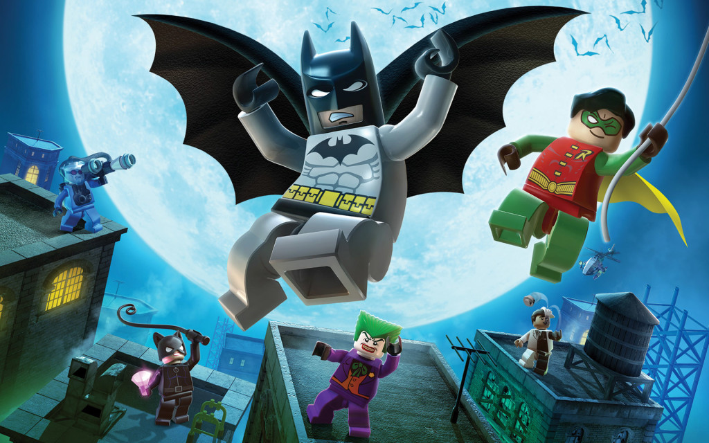 Games Batman Lego - Games Batman Lego
