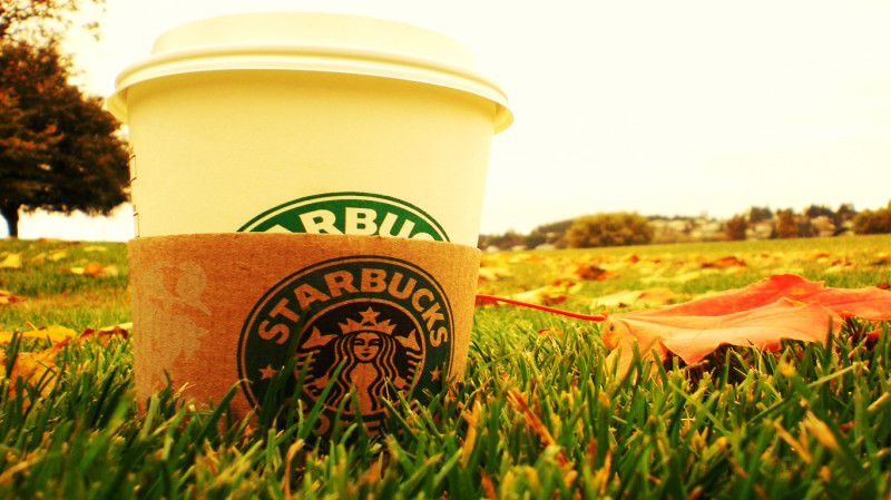 Go Green Starbucks Images by Isfe - Go Green Starbucks Images by Isfe