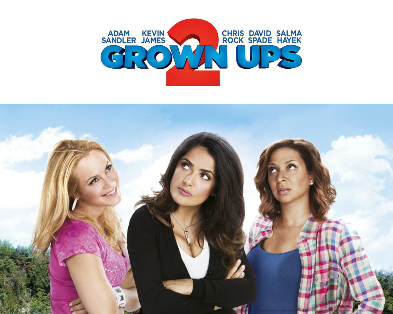 Grown Ups 2 Desktop Wallpaper | MOVIE