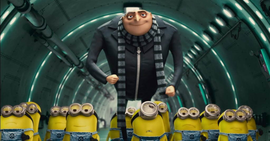 Gru Despicable And Minions - Gru Despicable And Minions