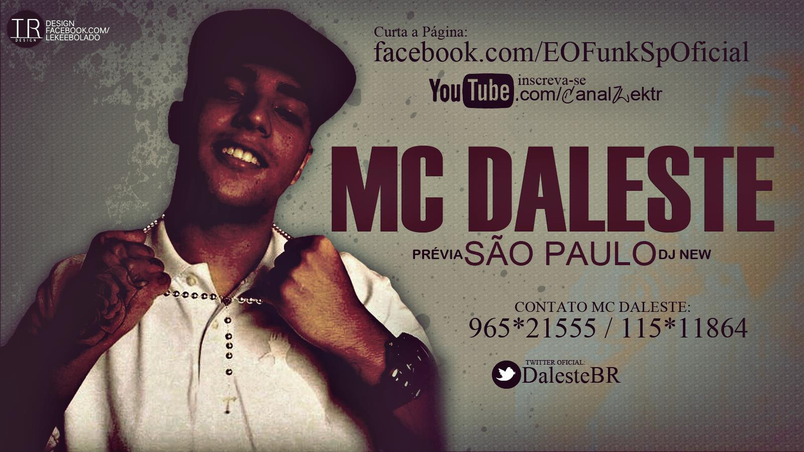 MC Daleste Social Network Wallpaper - MC Daleste Social Network Wallpaper