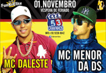 MC Daleste VS MC Menor DA DS - MC Daleste VS MC Menor DA DS