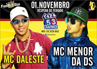 MC Daleste VS MC Menor DA DS - MC Daleste VS MC Menor DA DS