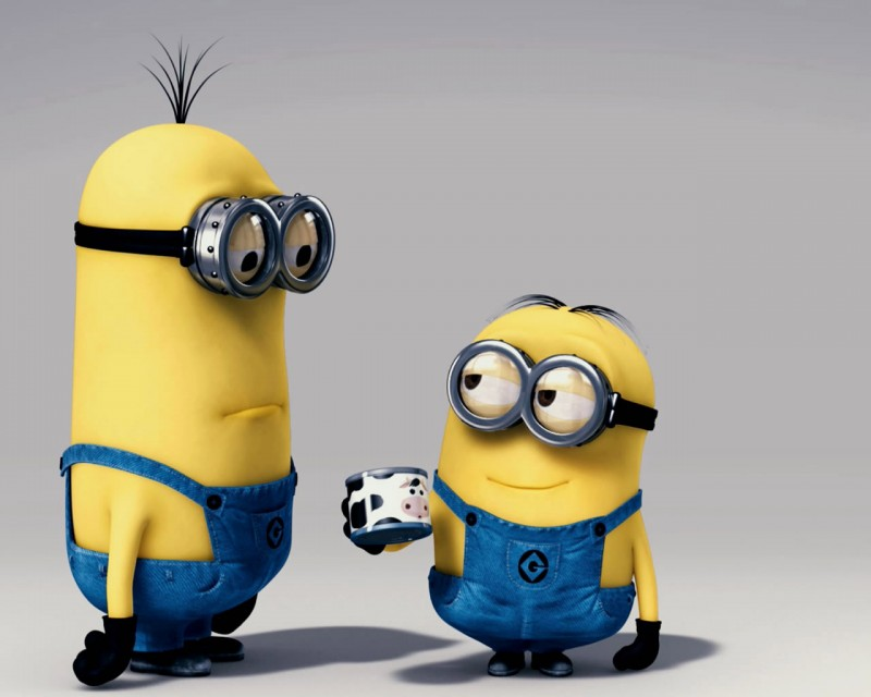 Minions Milks Giving - Minions Milks Giving