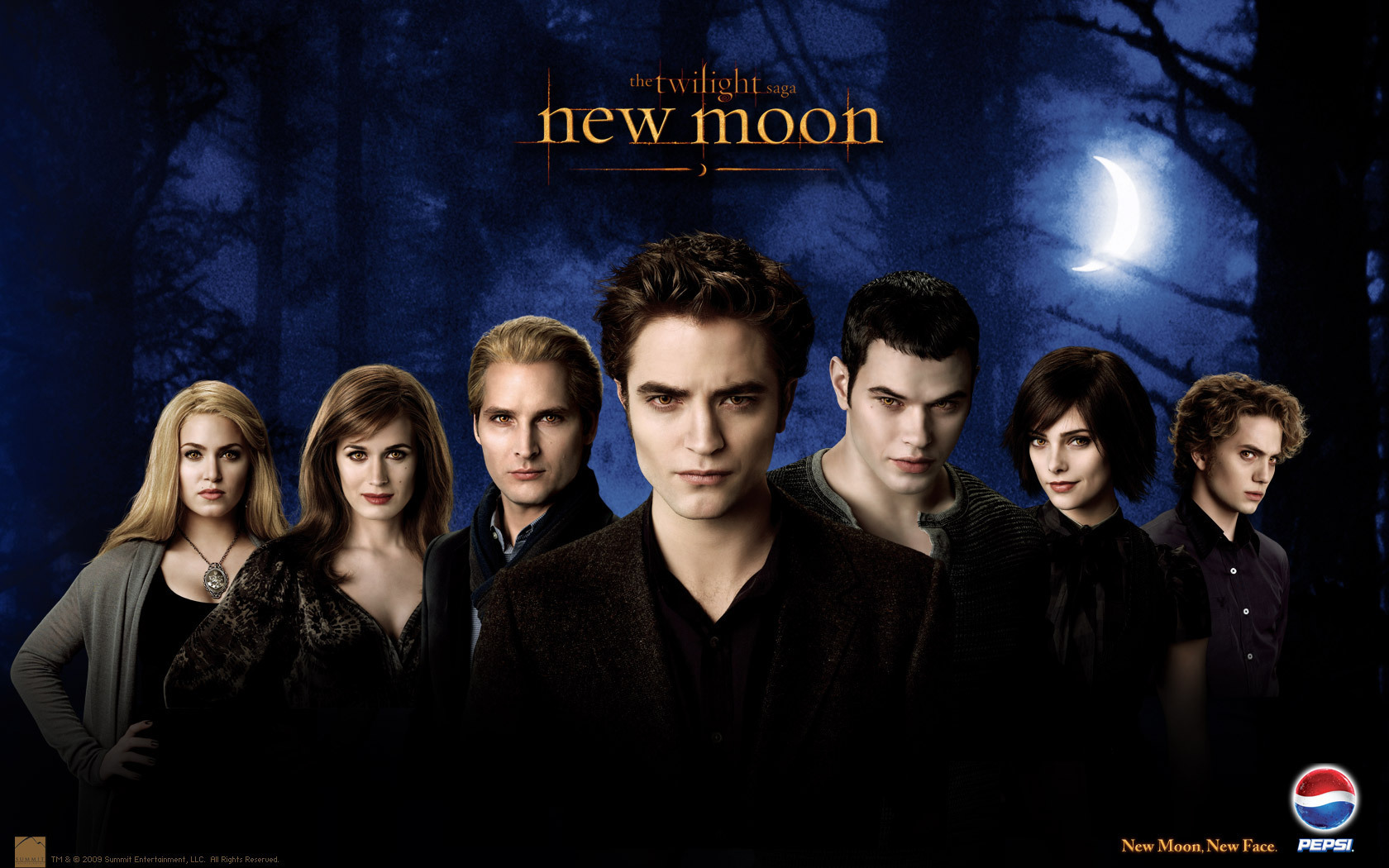 PEPSI Italy New Moon Twilight - PEPSI Italy New Moon Twilight