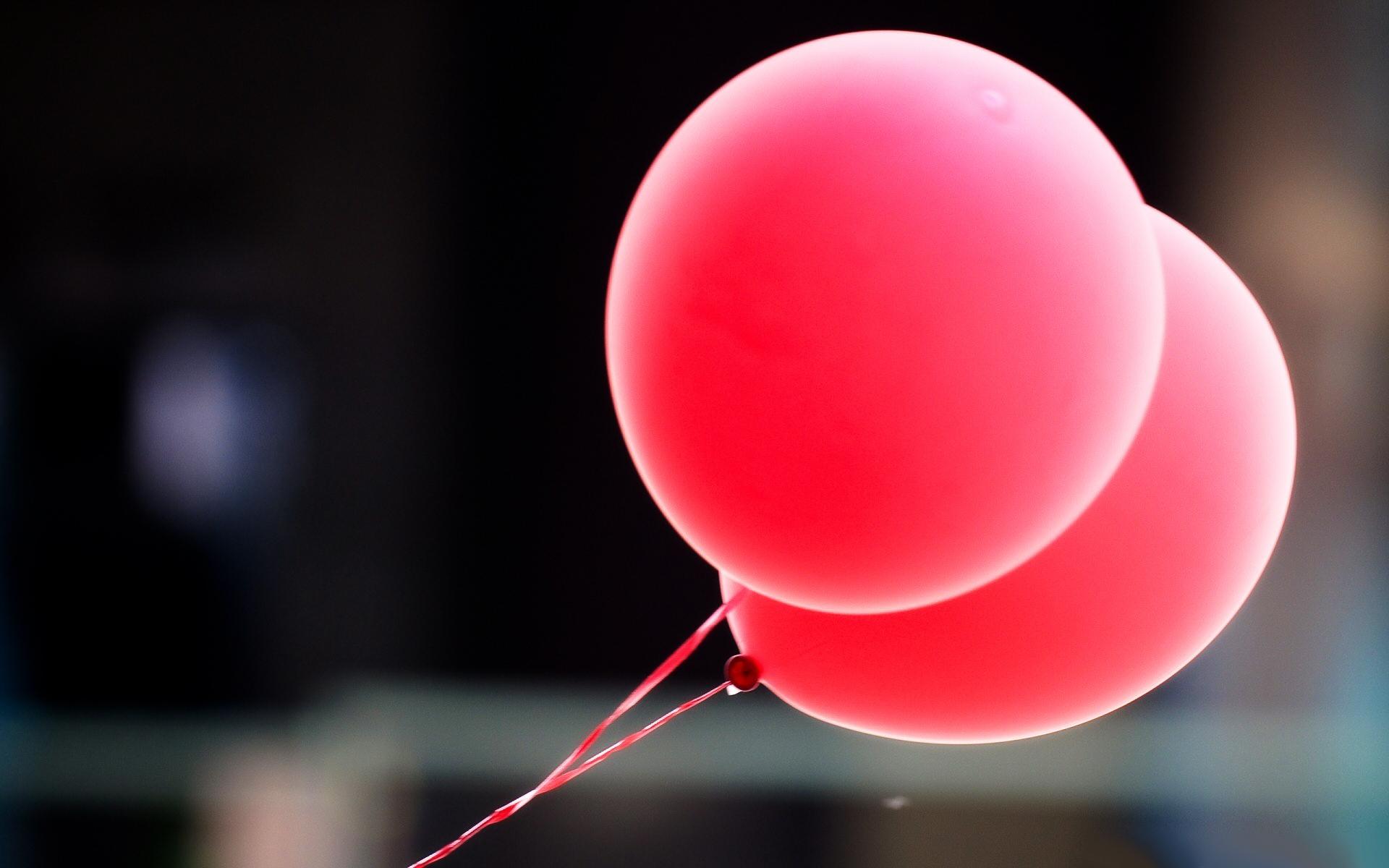 Pink Balloons Widescreen - Pink Balloons Widescreen