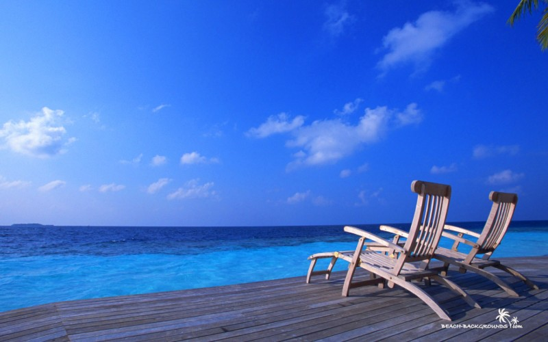 Relax On Tropical Beach - Relax On Tropical Beach