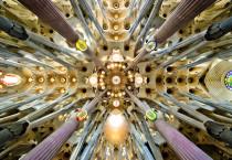 Sagrada Antoni Gaudi Details - Sagrada Antoni Gaudi Details