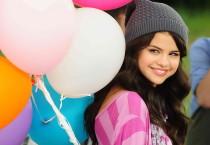 Selena Gomez Ballons - Selena Gomez Ballons