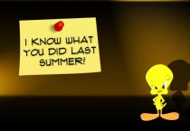 Tweety Summer Reminder - Tweety Summer Reminder