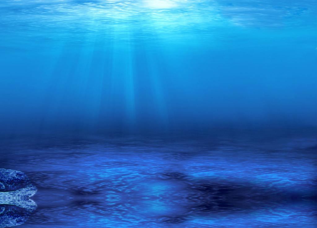 Underwater Digital Wallpaper - Underwater Digital Wallpaper