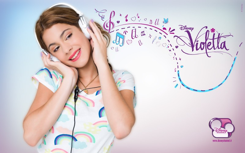 Violetta Chic Wallpaper - Violetta Chic Wallpaper