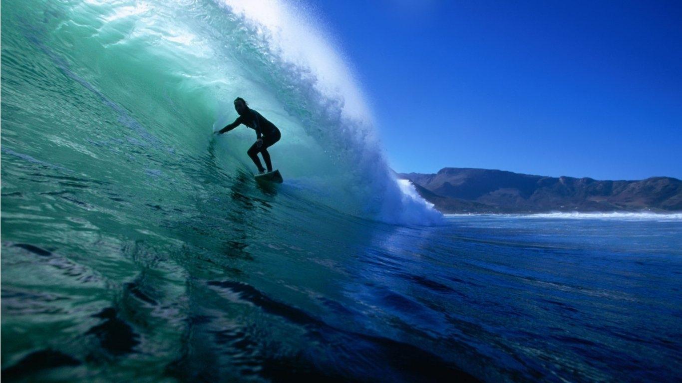 Waving Surfer Girl - Waving Surfer Girl