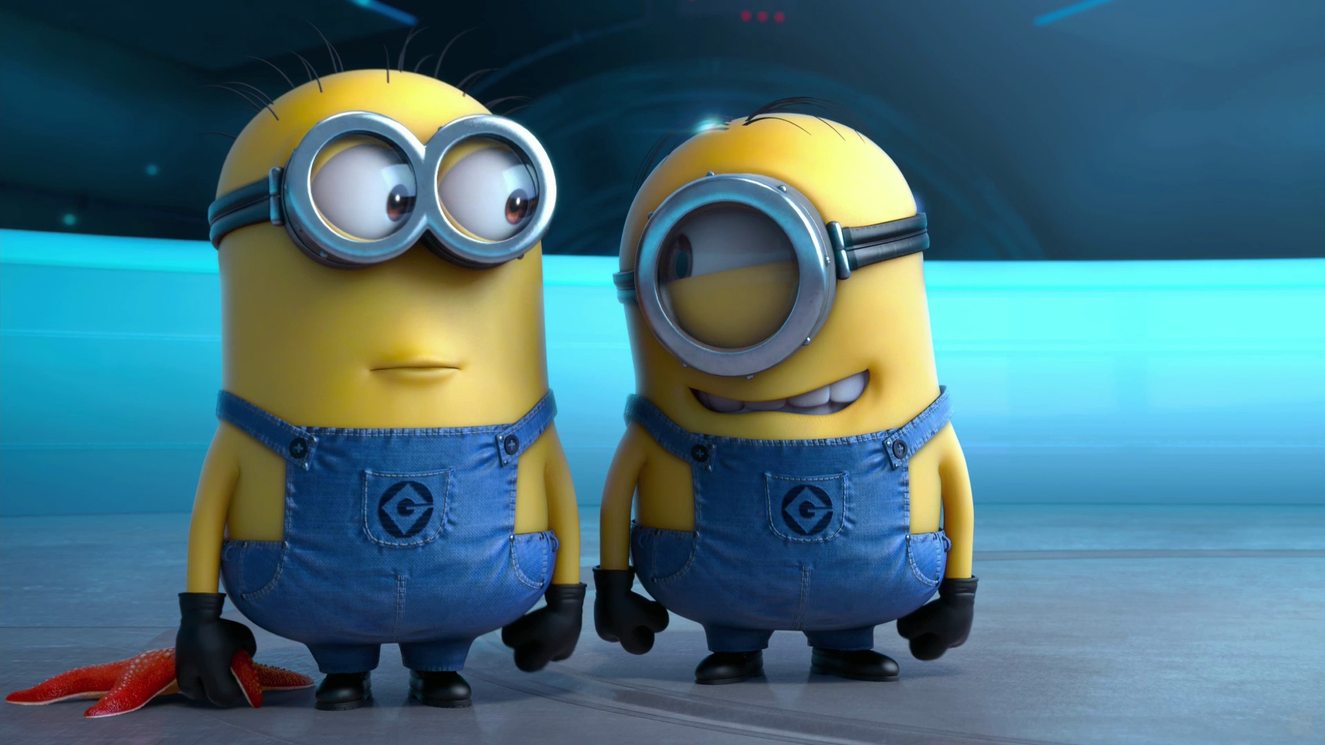 Whisper To Speak Minions - Whisper To Speak Minions
