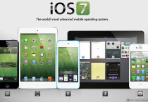 iOs 7 Gadget Widescreen - iOs 7 Gadget Widescreen