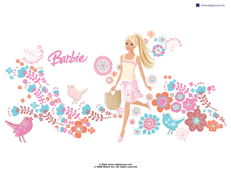 Barbie Cute Desktop - Barbie Cute Desktop