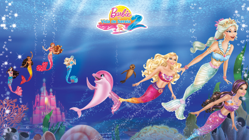 Barbie Mermaid Tale 2 - Barbie Mermaid Tale 2
