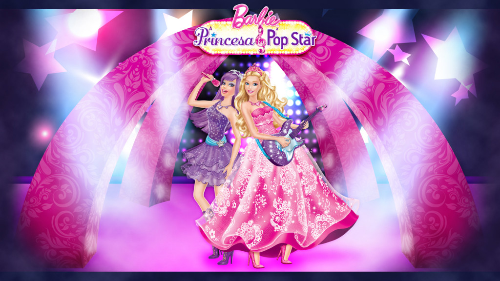 Barbie Pop Stars Movie - Barbie Pop Stars Movie