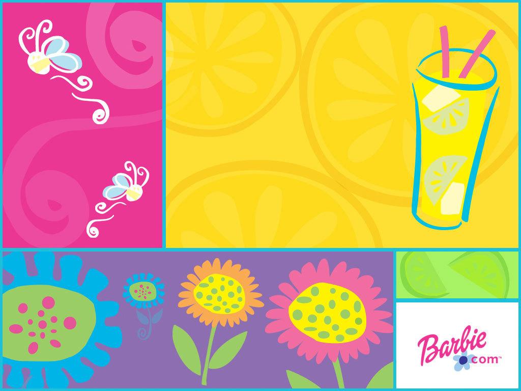 Barbie Themes Wallpaper - Barbie Themes Wallpaper