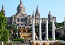 Beautiful Oldish Barcelona Palace - Beautiful Oldish Barcelona Palace