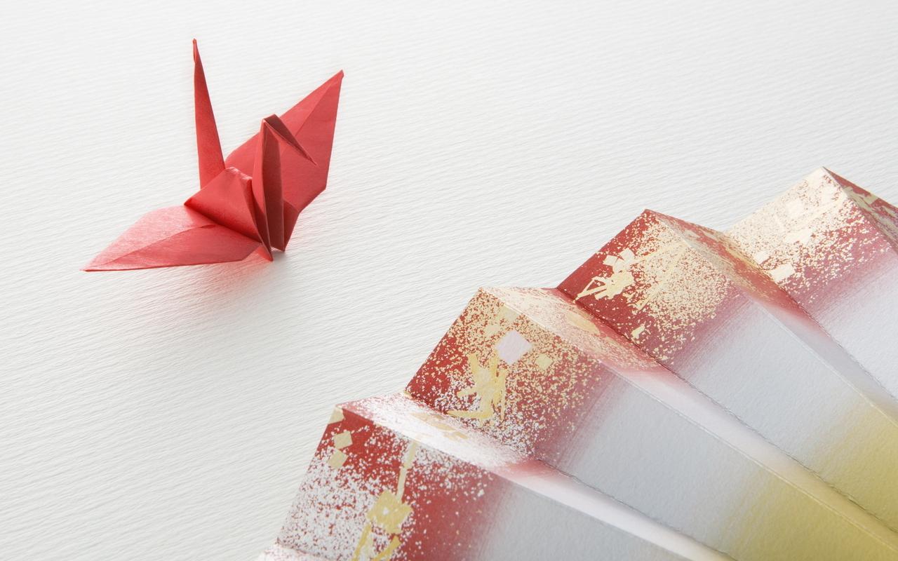 Birds Origami Papper - Birds Origami Papper