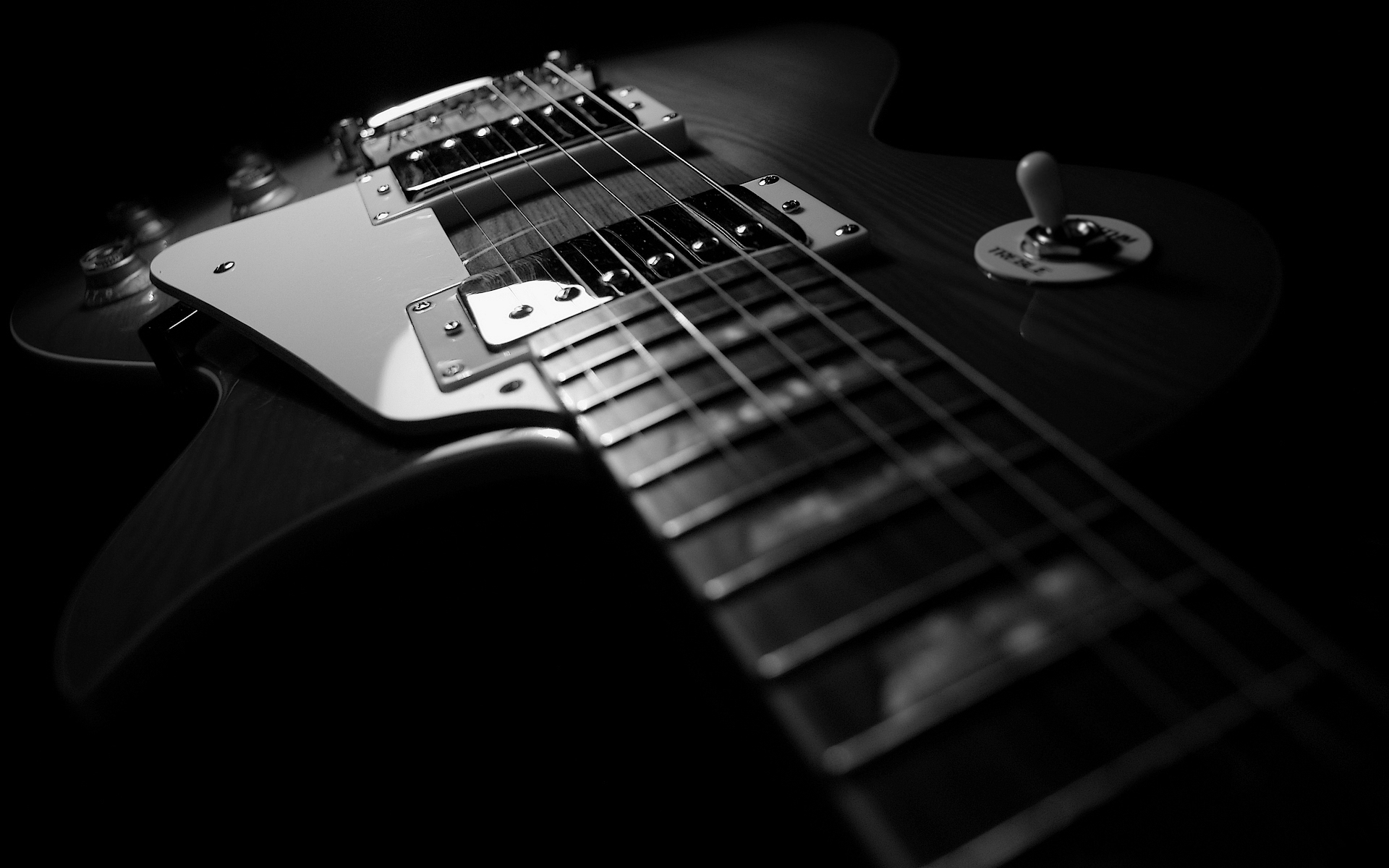 Black Guitars Background - Black Guitars Background