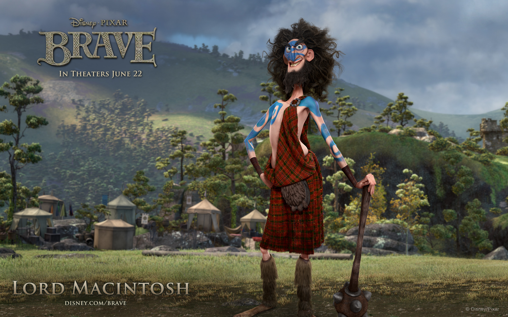 Brave Lord Macintosh 3D - Brave Lord Macintosh 3D