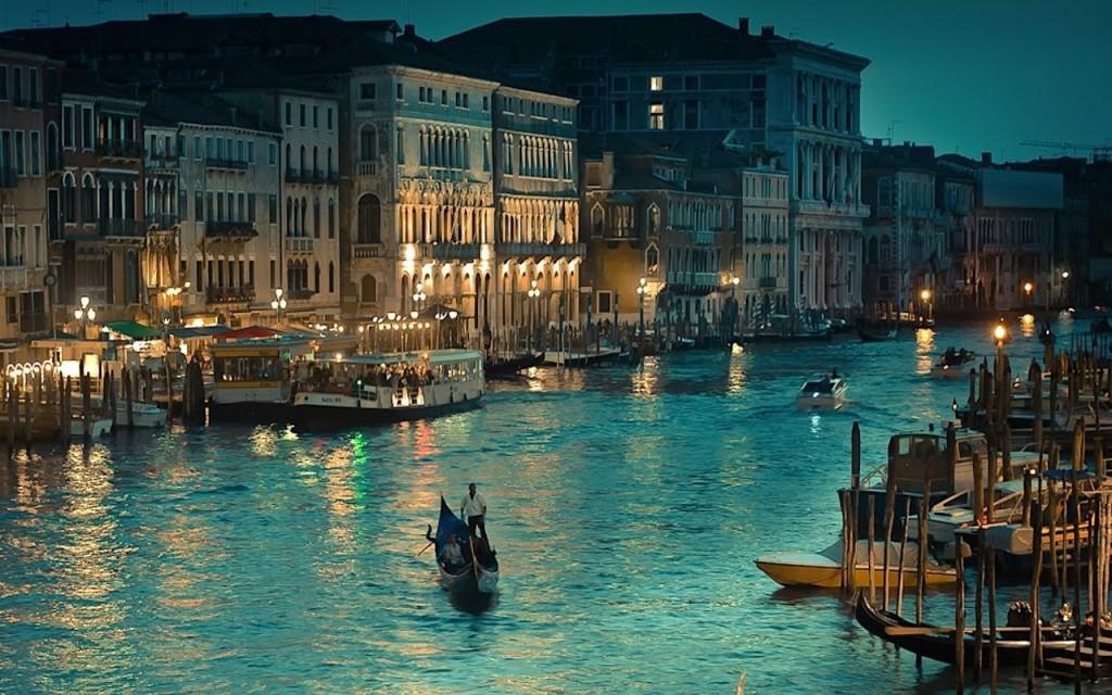 Canals Of Venice City - Canals Of Venice City