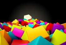 Colorful Box Wallpaper - Colorful Box Wallpaper