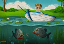 Enjoy Fishing Piranha - Enjoy Fishing Piranha