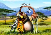 Escape To The Madagascar 3D - Escape To The Madagascar 3D
