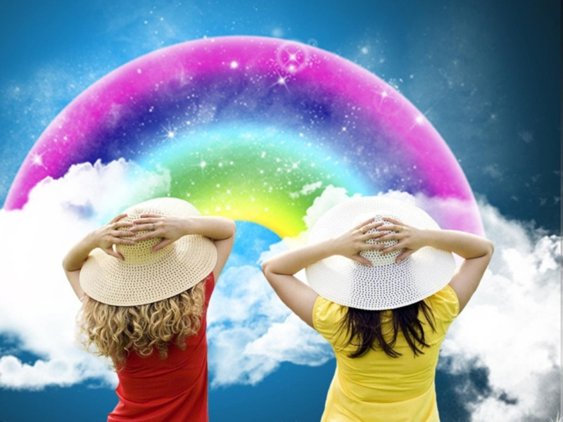 Friendship Likes The Rainbow - Friendship Likes The Rainbow