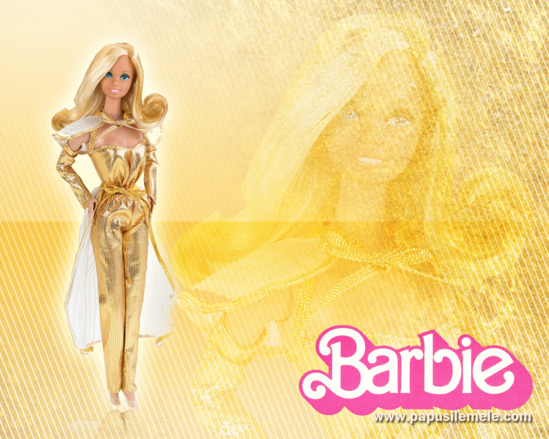 Golden Barbie Princess - Golden Barbie Princess