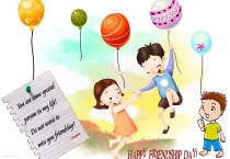 Happy Friendship Day Cartoon - Happy Friendship Day Cartoon